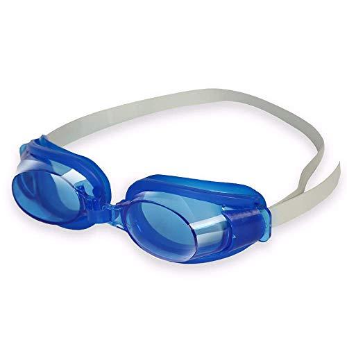 U/K Swim Equipment Supplies - Gafas de natación unisex, color azul
