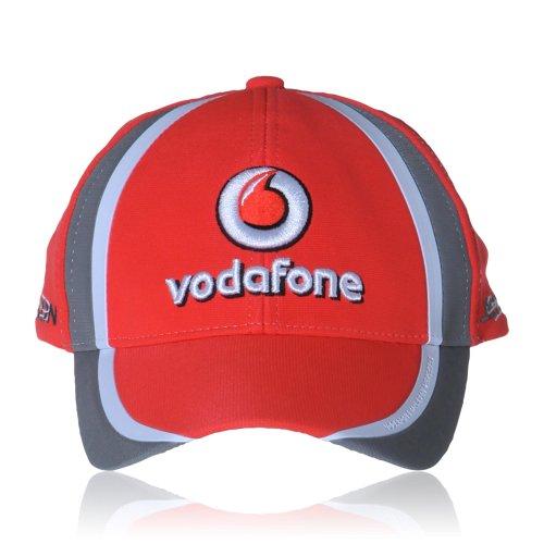 McLaren Vodafone Drivers Cap 2012, Jenson Button