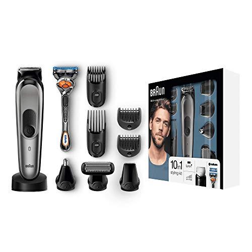 Braun All-in-One Bartschneider und Haarschneidemaschine