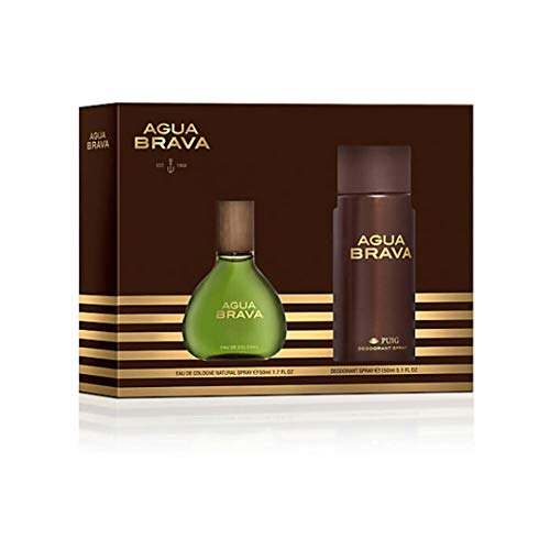 Puig Agua Brava, Agua fresca - 100 ml.