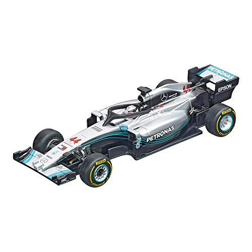 Carrera 20064128 Mercedes-AMG F1 W09 EQ Power+ L. Hamilton, No.44, Mehrfarbig