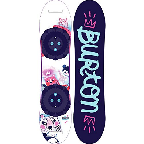 Burton Chicklet Snowboard Kid's Sz 115cm