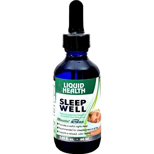 Sleep Well Drops Liquid Health 2 oz Liquid