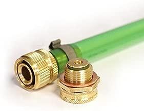 Femco Oil drain plug set Compact M20x1.5-SB-T14 (10 inch hose)