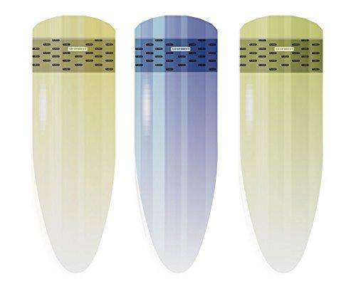 Leifheit 72378 Grande housse universelle en coton pour table à repasser Turbo Reflect - Coloris aléatoire