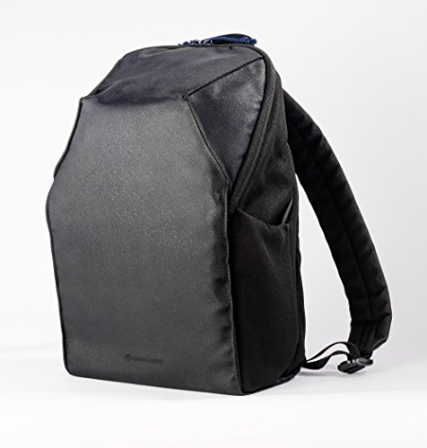 Vanguard Vesta Strive 40 - Mochila para cámara réflex y Accesorios, 22x14x39cm, Color Negro