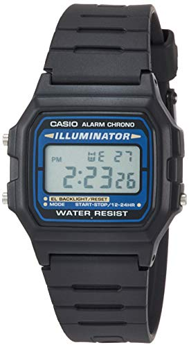 Casio Collection F105W1AWYEF Herenhorloge