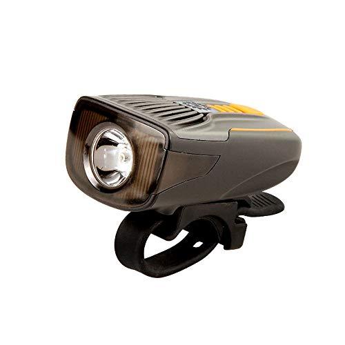 Fahrradlicht led Fahrradbeleuchtung vorne Smart-Induktions-Fahrrad-Gebirgsfahrrad Heller USB Tragbarer Radfahren Licht for Radfahren, Mountain Oder Rennrad LQHZWYC