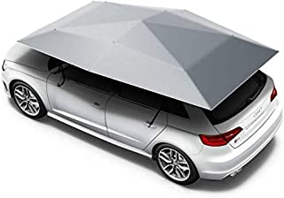 Fully Automatic Car Umbrella, Silver,Huge size 4.5M, Dingk