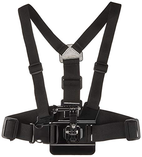 Bower Xtreme Action Series XAS-CBS GoPro Chest Body Strap (Black)