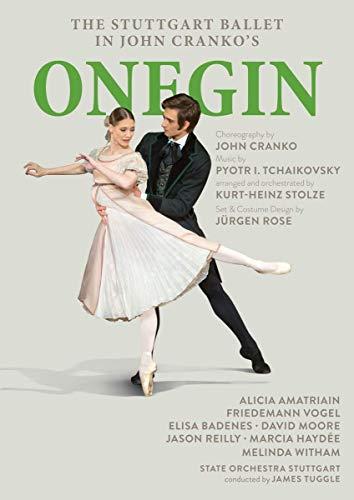 John Cranko´s Onegin (Stuttgart, 2017) [2 DVDs]