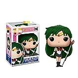 agzhu Pop 10Cm Lindo Anime Japonés Sailor Moon # 296 Colección De Figuras De Acción De Vinilo Juguet...
