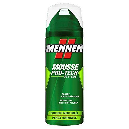 MENNEN - Mousse à Raser Homme Pro-Tech Systeme Douceur...