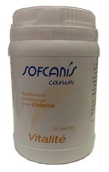 Sofcanis Complément Alimentaire Vitalité- boîte de 100 comprimés