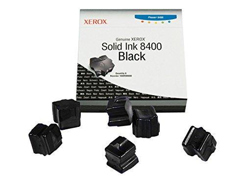 Xerox Solid Ink 8400 - Cartucho de tinta sólida para Phaser 8400 (6800 páginas), negro