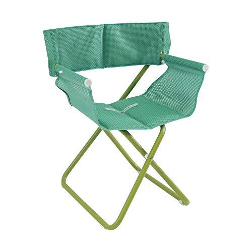 Snooze tuin-kast, mintgroen zitvlak EMU-Tex muntgroen BxHxD 61x80x60cm frame staal groen inklapbaar