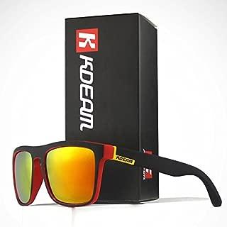 Sunglasses for Men Fashion Guy39;s Sun Glasses from Kdeam Polarized Sunglasses Men Classic Design...
