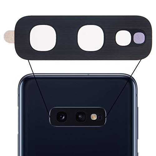 BisLinks® Ersatz Für Samsung Galaxy S10E Zurück Rear Kamera Glas Linse Cover + Klebstoff