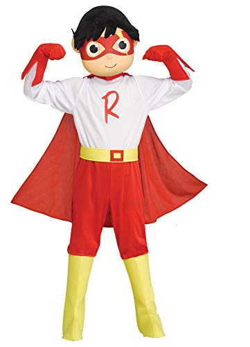 Toddler%27s+Ryan%27s+World+Red+Titan+Costume