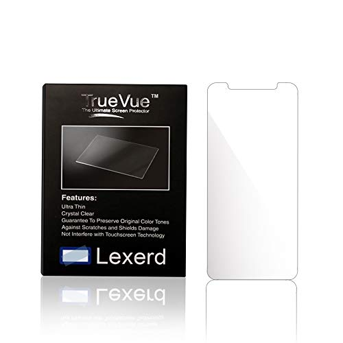 Protector de Pantalla para cámaras de vídeo Digitales Lexerd - Compatible with Sony Bloggie Duo HD TrueVue Transparente