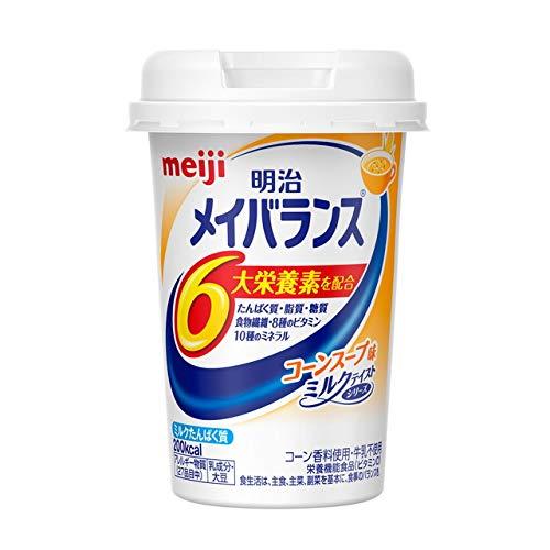 明治 メイバランス Miniカップ コーンスープ味 125ml