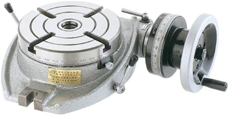 Steelex M1078 Beauty products Rotary Table 6-Inch Tulsa Mall