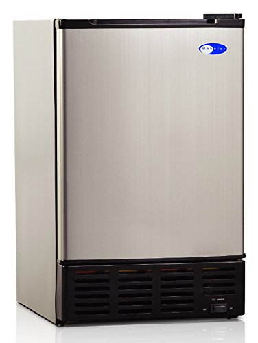 Whynter UIM – 155 Stainless Steel Built-In Ice Maker
