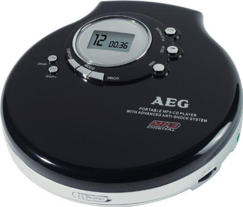 Aeg Cdp 4212 Mp3 Cd Player Schwarz Audio Hifi