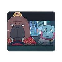 オッドタクシー ゲーミングマウスパッド マウスパッド ゲーミング 大型 キーボードパッド 防水 ズレない