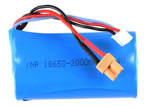 Amewi Modellbau-Akkupack (LiIon) 7.4 V 2000 mAh Zellen-Zahl: 2 Racingpack XT30