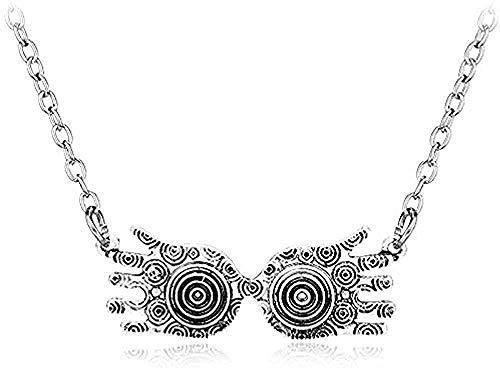 ZHIFUBA Co.,Ltd Collar con Colgante de Mano de Fátima y Mal de Ojo, Collar de Plata, Moda, Palma, Mano de Hamsa, Collares para Mujer, Regalos