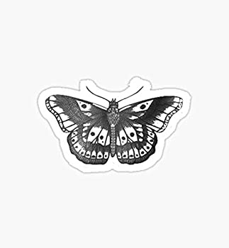 Harry Styles Tattoo Sticker - Sticker Graphic - Auto Wall Laptop Cell Truck Sticker for Windows Cars Trucks