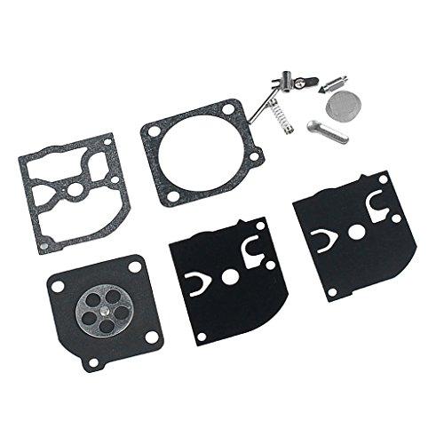 FLAMEER Kit De Reconstruction De Carburateur pour McCulloch Eager Beaver 2010 2014 2016 2116 2118