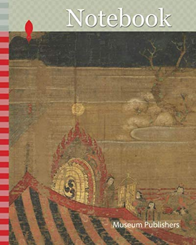 Notebook: Life of the Buddha: Abandoning Palace Life, Muromachi period (1392–1573), early 15th century, Japan