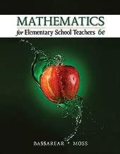 Best mathematics for elementary school teachers 6th edition Reviews