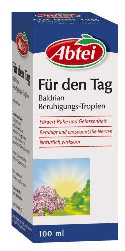 Abtei Baldrian Beruhigungs-Tropfen, 100 ml Lösung