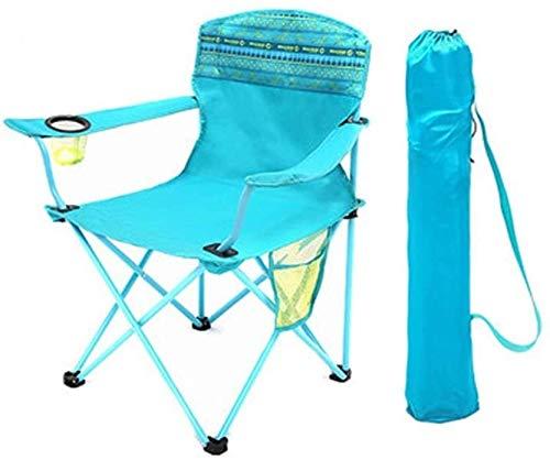 Wandelen Klapstoelen Portable Opvouwbaar Ademende Chair Lichtgewicht Camping Vissen Gratis Installatie Krukken Klapstoel verstelbare rugleuning Stoel Met opbergtas Buitenrecreatie Vissen dmqpp
