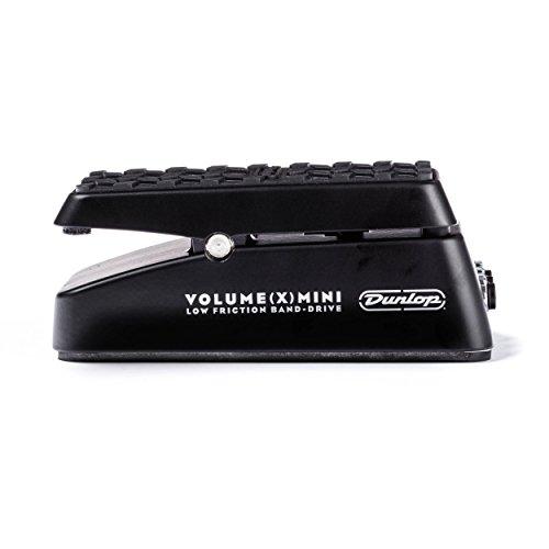 Jim Dunlop DVP4 - Pedal de volumen (tamaño pequeño), color negro