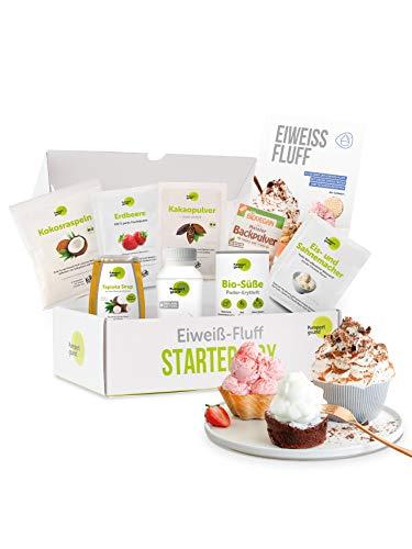 Pumperlgsund Fluff Multi-Box für Eis-, Dessert-, Back-Fluff (Freiland, Größe S)