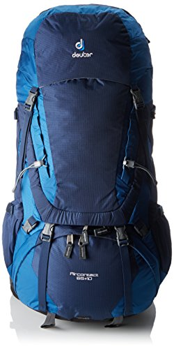 Mochila para alpinismo Aircontact 65 + 10 65L