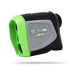 Precision Pro Golf NX7 Laser Rangefinder - Medidor de Distancia para Golf Preciso hasta 400 yardas ? Perfecto como Accesorio o como Regalo para un Golfista