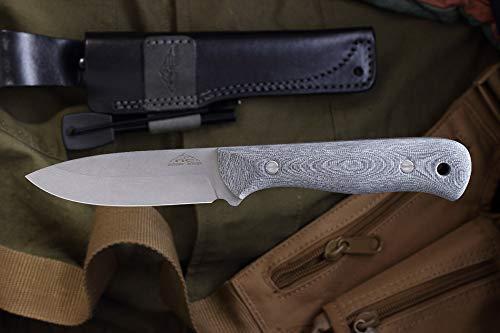 Russisches Taktisches Messer Flint mit Feuerstarter N.C. Customs
