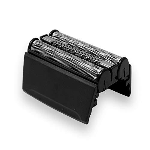 Poweka 70B Scherkopf für Braun Elektrorasierer - Ersatzscherteil kompatibel mit Braun Series 7 Rasierern