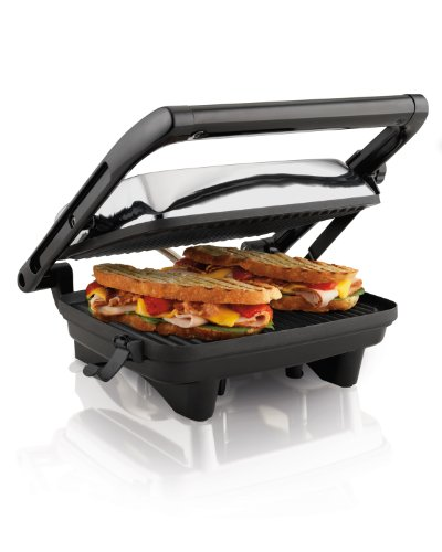 ハミルトンビーチ25460 Panini PressグルメSandwich Maker (Discontinued)