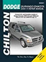 Chilton Total Car Care Dodge Durango 2004-2009 & Dakota Pick-ups 2005-2011 Repair Manual (Chilton`s Total Car Care Repair Manual)