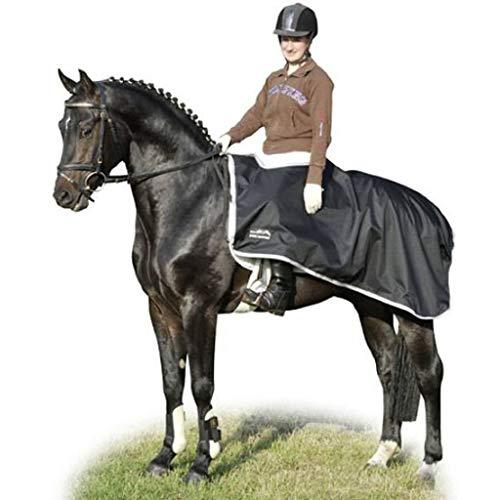 tapis-781091000036 Exercice HKM Noir 155