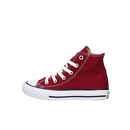 CONVERSE - Scarpa Sneaker bordeaux, Unisex Bambino,bambina,ragazza,ragazzo-27