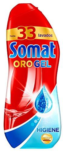 Somat Oro Gel Detergente Lavavajillas Máquina - 657