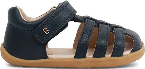 Bobux Step Up Jump Closed Sandalen für Babys für die ersten Schritte, - Marineblau - Größe: 18 EU