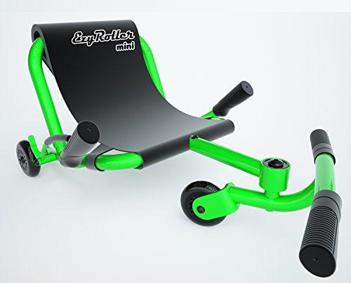 EzyRoller Mini Dreirad Bewegungsspielzeug Kleinkinder Kinderfahrzeug (grün)